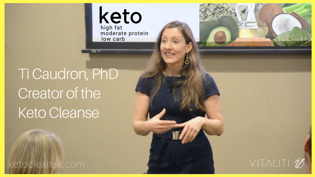 Ti Caudron Creator of the Keto Cleanse