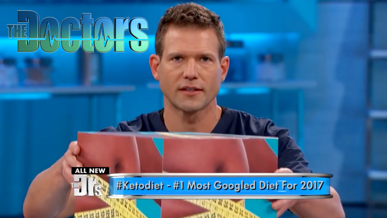 The Doctors #KetoDiet - #1 Most Googled Diet Search Term