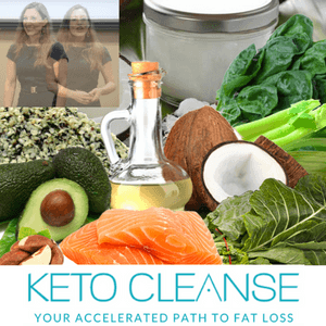 Ti Caudron and the Keto Cleanse with Examples of High Fat Foods