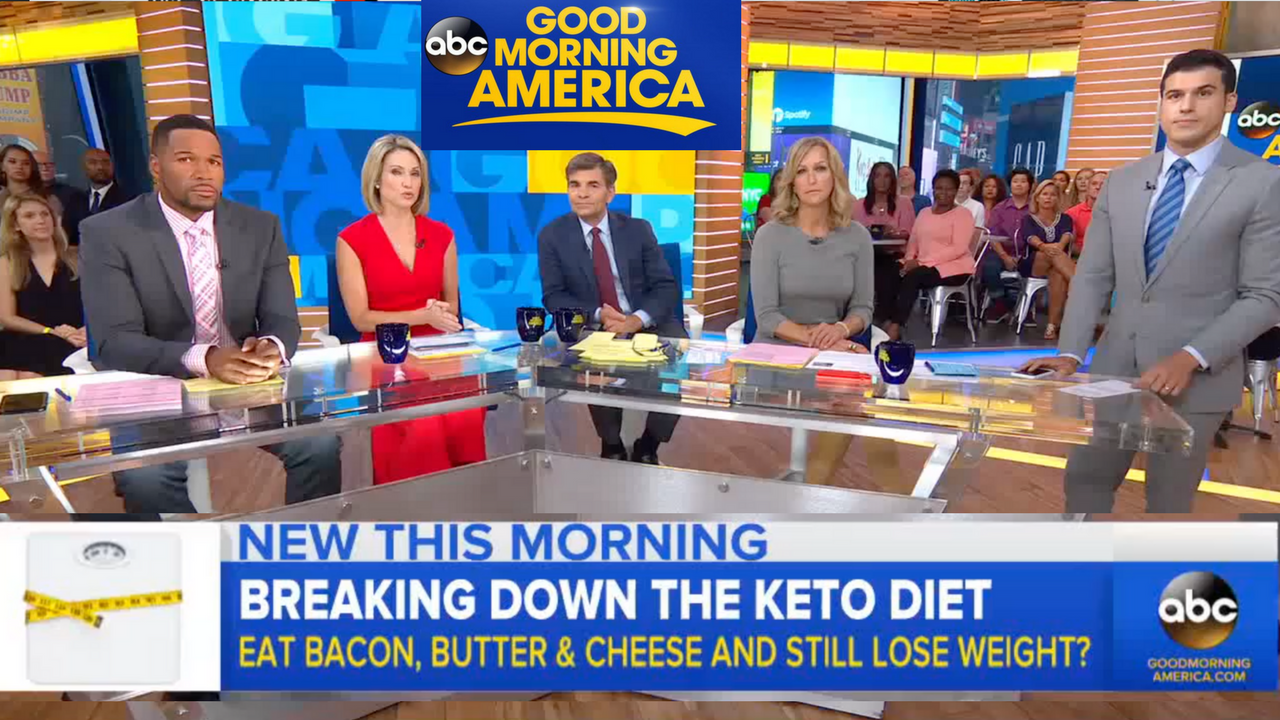 Good Morning America - Breaking Down the Keto Diet